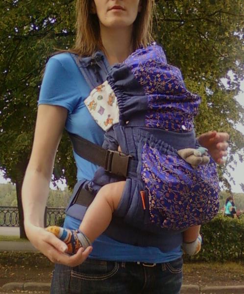 Самый настоящий эргорюкзак сумка-рюкзак adidas karate ткань