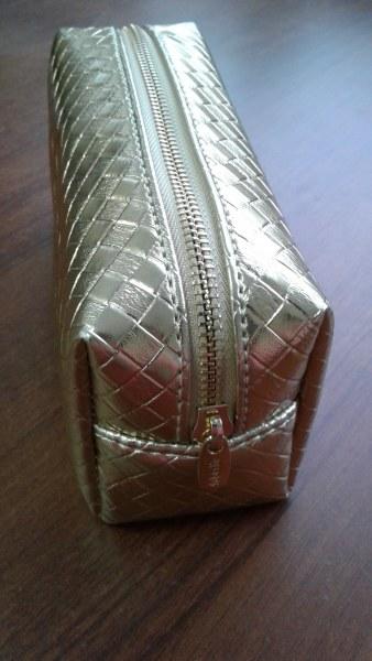 db1f3781ab5e Косметичка Faberlic «Золотое плетение» артикул 9625 | Отзывы покупателей