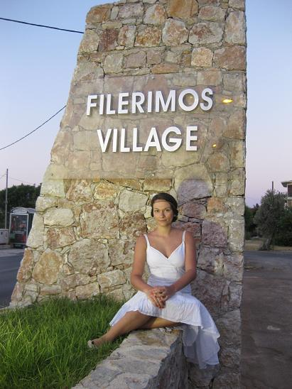 Filerimos village 3 греция о родос