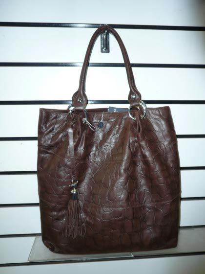 Женская сумка, Arcadia (сумка Аркадия), артикул 6552 (коричневая)