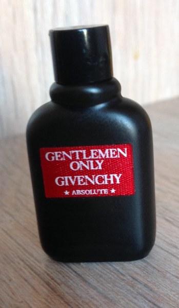 Givenchy Gentlemen Only Absolute отзывы покупателей