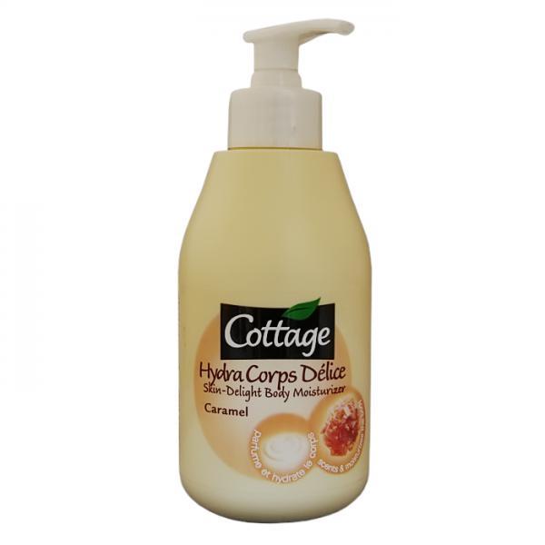 Молочко для тела cottage hydra corps delice fleur карамель отзывы покупателей.