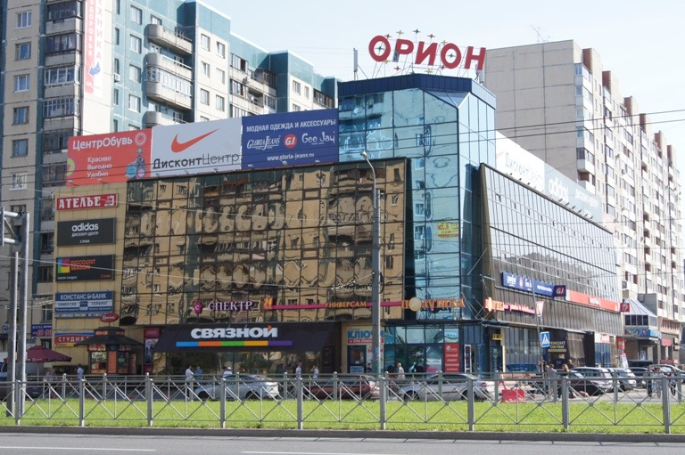 Дисконт Центр Nike в ТК ОРИОН, Санкт-Петербург   Отзывы покупателей 72afb665479