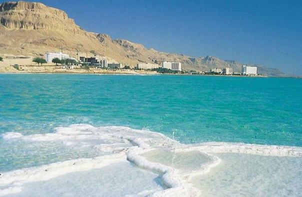 израиль: Израиль. Мертвое море