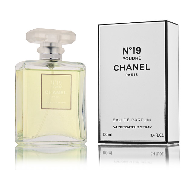 Chanel No 19 Poudre   Отзывы покупателей 7c595997231b