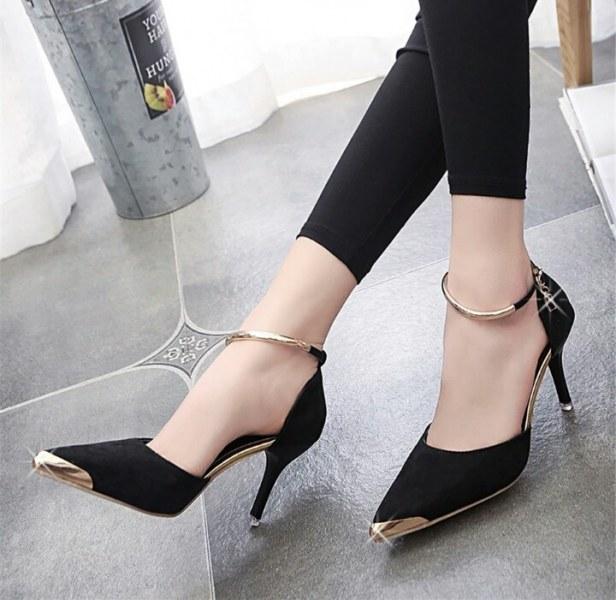 d41dd6610 Туфли Aliexpress Pumps High Heels Women OL Pumps Sexy High Heels Shoes Women  Pointed Toe - отзывы