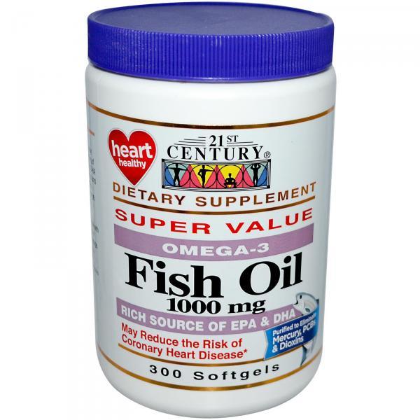 препараты рыбьего жира для снижения холестерина