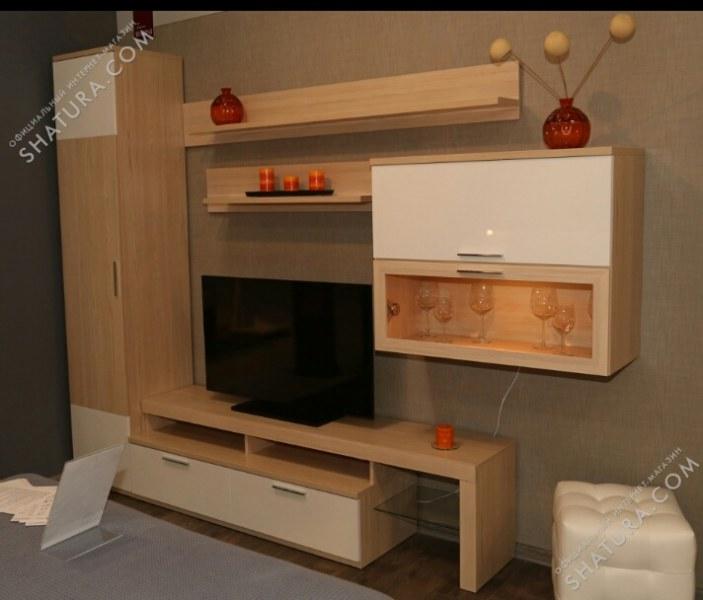гостиная Rimini Ice шатура мебель отзывы покупателей