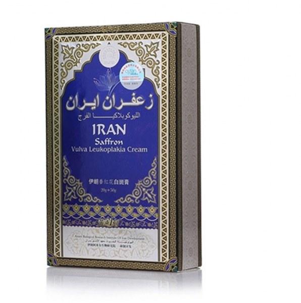 Травяной крем для лечения лейкоплакии Chinese Herbal Medicine Иранский шафран (Iran Saffron) Отзывы покупателей