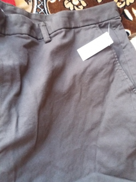 eaa836abedd ... Брюки Old Navy Straight Ultimate Built-In Flex Khakis for Men фото