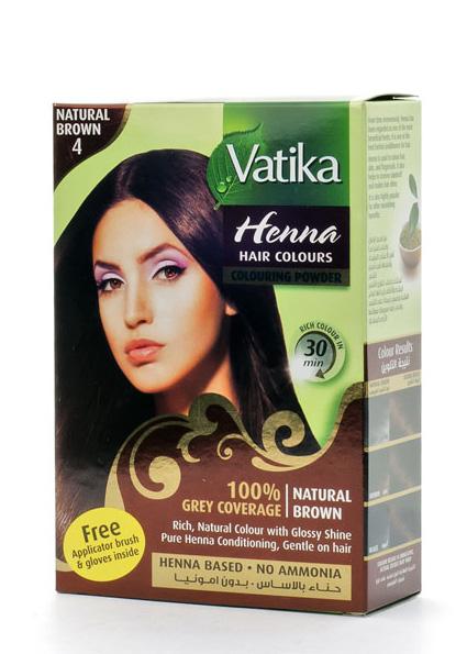 Краска-хна для волос