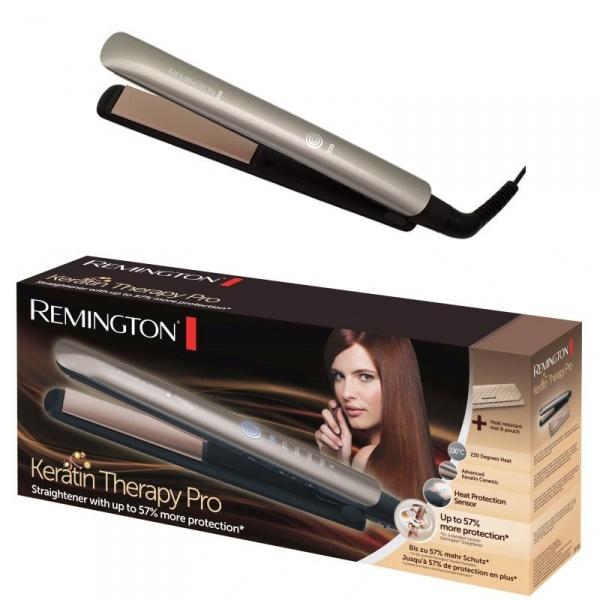 Отзывы выпрямитель волос remington shine therapy s8500 отзывы