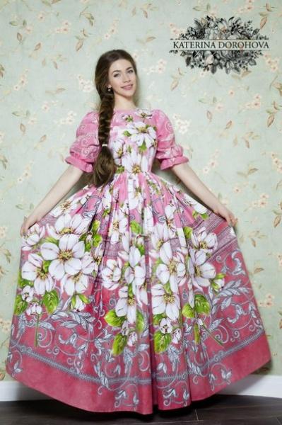Платье катерина дорохова