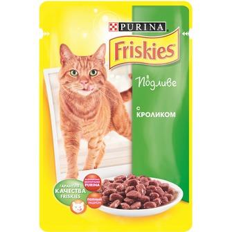 Корм влажный наша марка для кошек