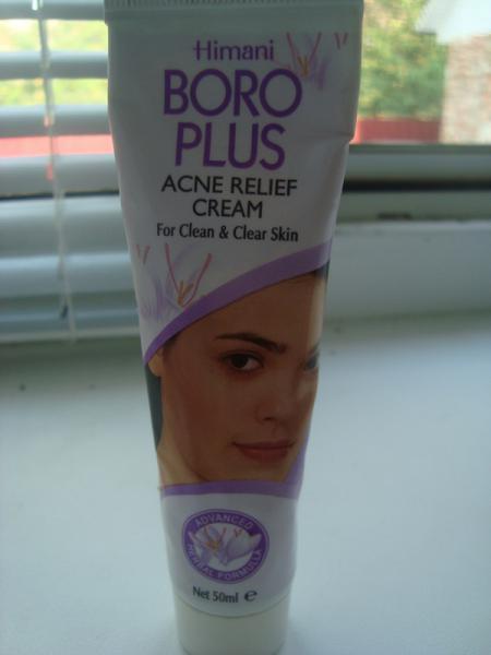 Boro plus skin care cream инструкция