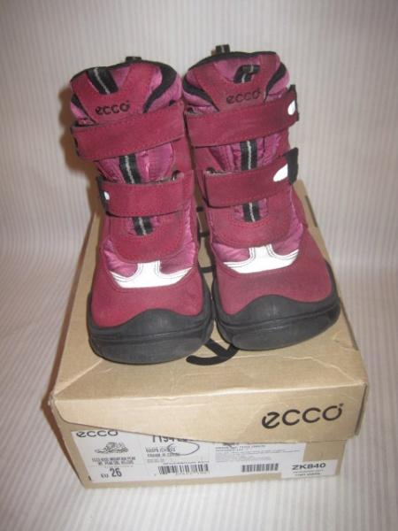 64e148898 Ботинки демисезонные Ecco light | Отзывы покупателей