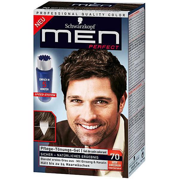 Купить краску для волос schwarzkopf men perfect