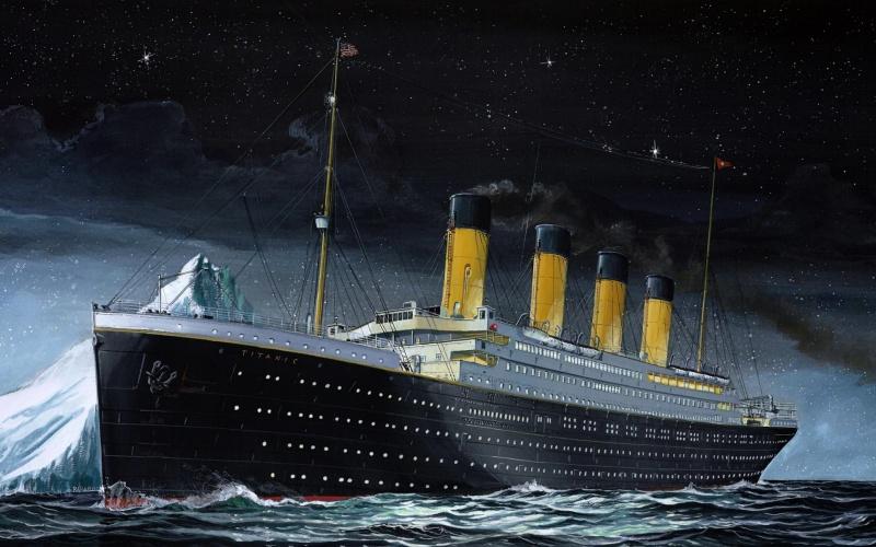 Реальная история корабля титаник