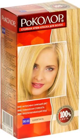 Краска для волос профи роколор