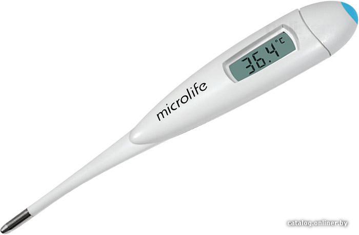 Отзыв о термометр электронный медицинский с золотым наконечником.