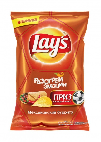 Правда что лейс делается из натурального картофеля