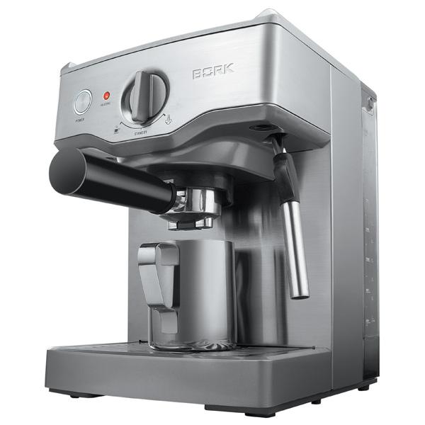 как приготовить кофе с молоком в кофеварке ворк