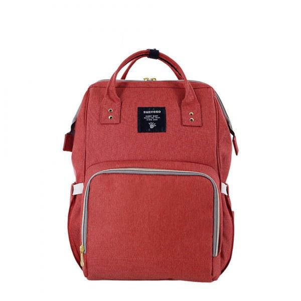 Сумка для мамы Aliexpress Sunveno Fashion Mummy Maternity Nappy Bag Brand  Large Capacity Baby Bag Travel Backpack Desinger Nursing Bag for Baby Care  - отзыв d2764a23d1b