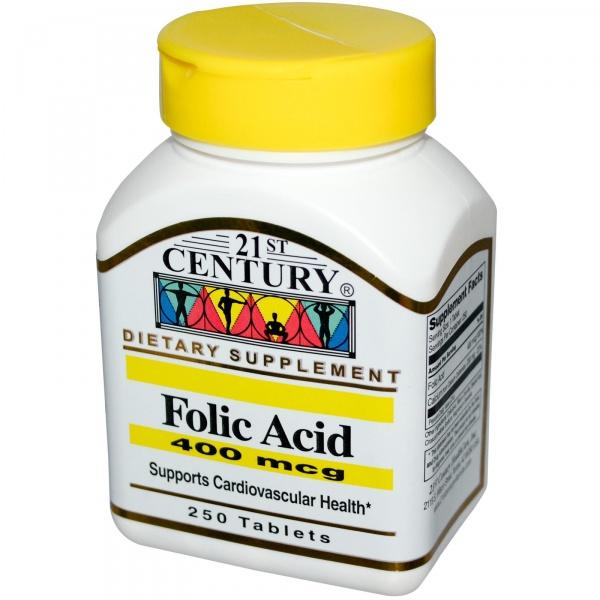 Folic Acid 400 Mcg Инструкция - фото 5