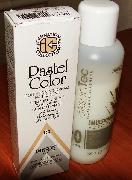 Косметика для волос dikson отзывы