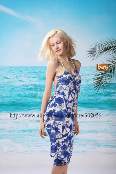 cad56e8abc2 Платье-туника AliExpress Beach dress for Bikini Covers beachwear - отзывы