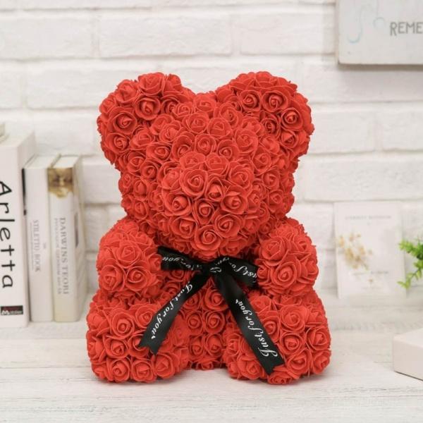 Картинки по запросу мишка из роз