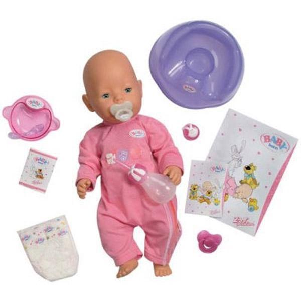 Инструкция куклу беби борн