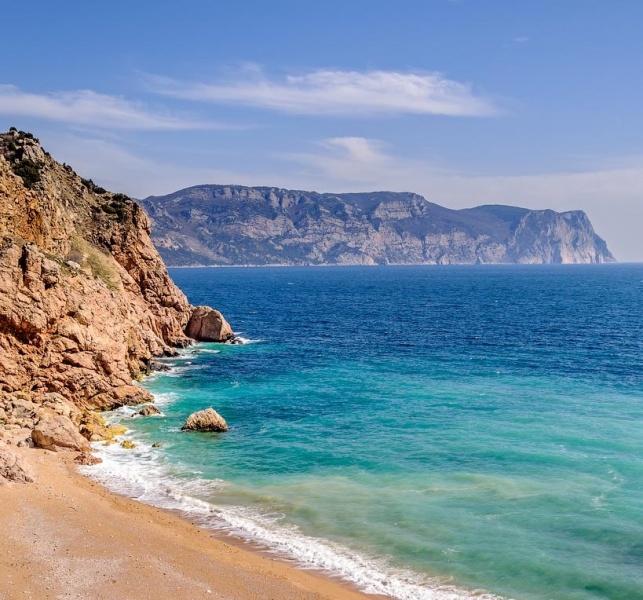 красивые картинки пляжей крыма последнее время, выходя