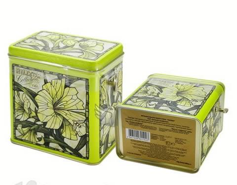 Hilltop tea набор зеленого и черного листового чая в подарочной шкатулке , 150 г ( 4607099303072