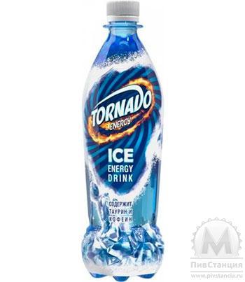 Напи�ок �не�ге�и�е�кий tornado energy ice drink О�з�в�