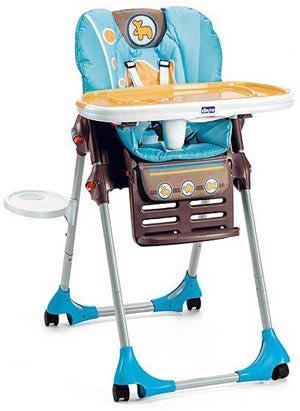 стульчик для кормления Chicco Polly отзывы покупателей