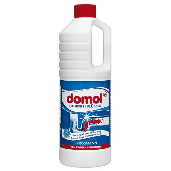 Domal средство для прочистки труб инструкция