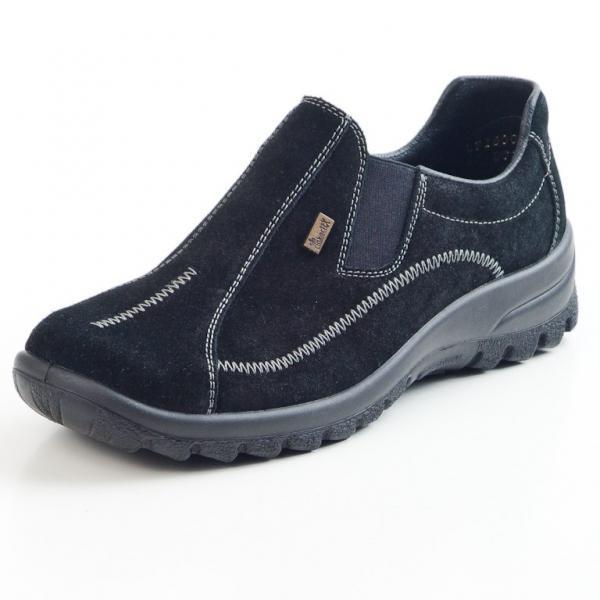Замшевые туфли Rieker - отзывы 3e221329fb1ea