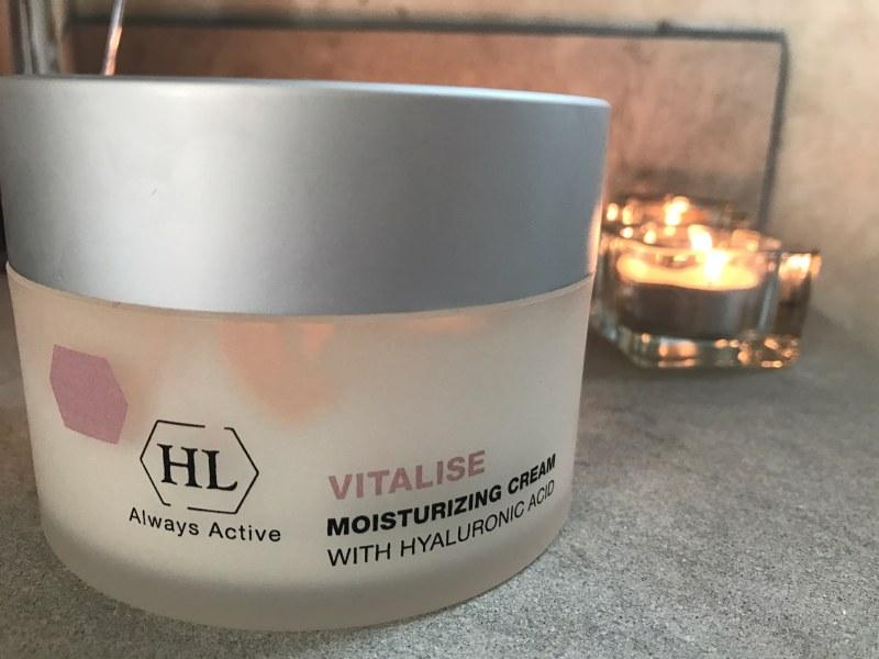 Vitalise moisturizing cream увлажняющий крем
