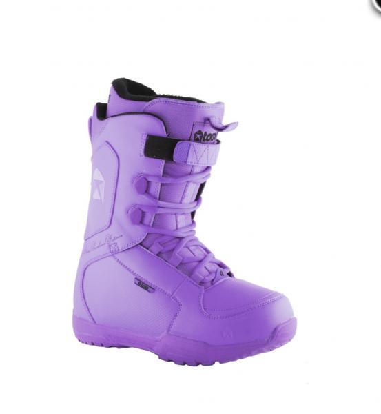 Спортивная женская обувь Atom Ботинки сноубордические 15-16 Team Fluo Women  Violet - отзывы 9539a331e59