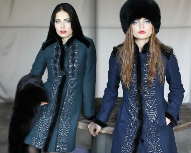 Пальто зимнее Raslov модель 930 | Отзывы