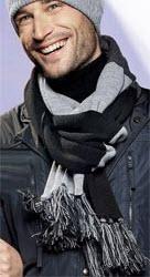 Легкий, красивый шарфик (
