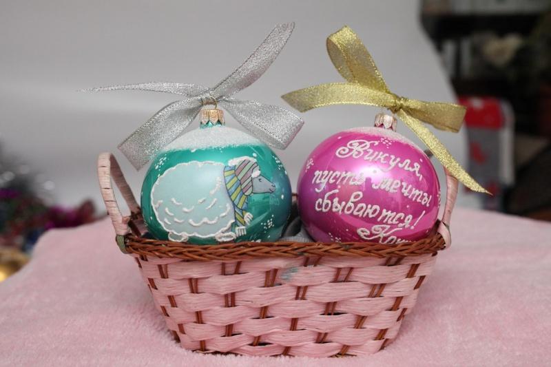 двери пожелание к подарку елочный шар это редактор фото