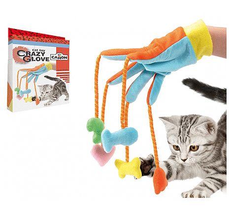 Дразнилки для кошки своими руками