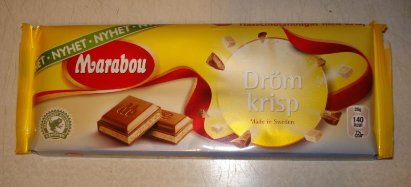 Marabou - milk chocolate 250 g