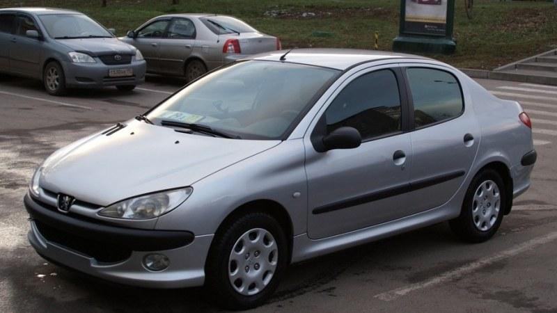 peugeot 206, 2008 год