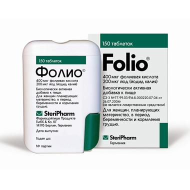 БАД Фолио Folio | Отзывы покупателей