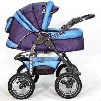 Супер коляска инструкция кидс бебетто