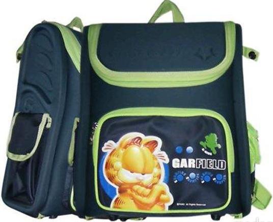 Гарфилд рюкзаки хвасты немецкие рюкзаки для первокласника