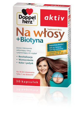 Витамины для волос doppel herz отзывы